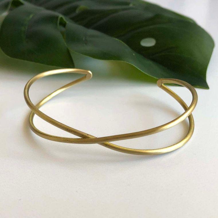 Aurora Cuff - Gold