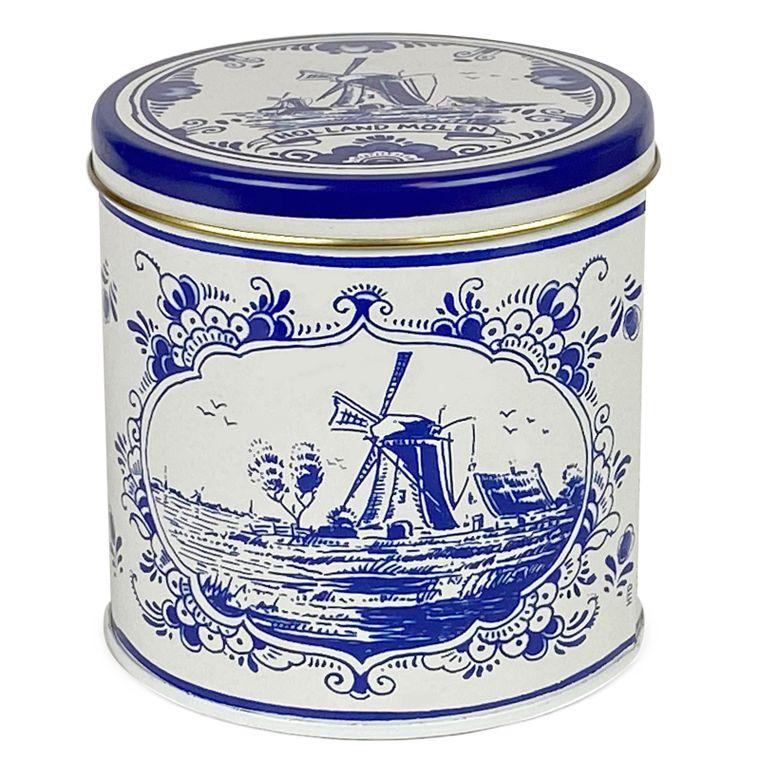 Authentic Dutch Stroopwafel Tin