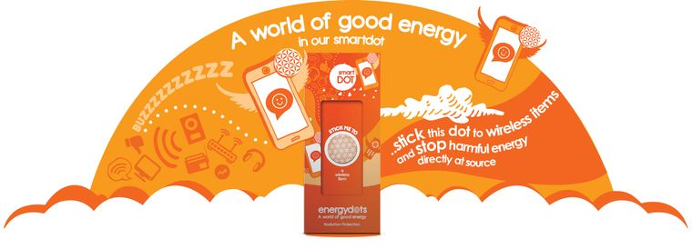 smartdot - radiation and EMF protection