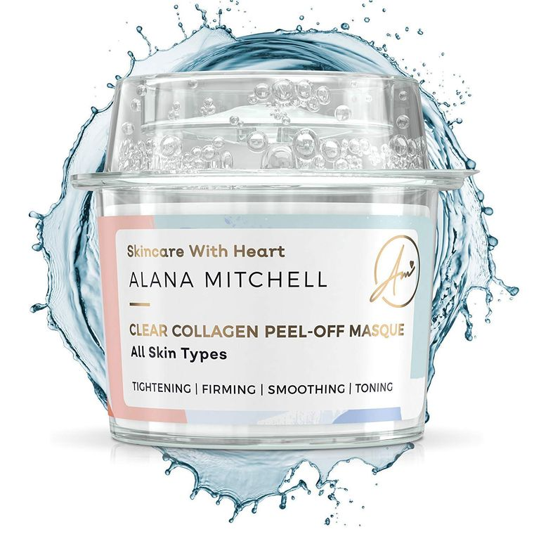 ALANA MITCHELL CLEAR COLLAGEN PEEL-OFF MASQUE