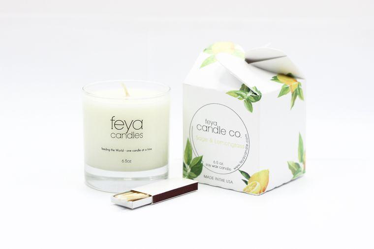 Feya Candle - 6.5oz