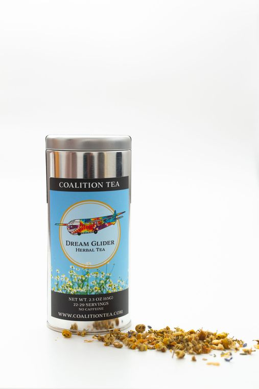 Dream Glider Organic Chamomile Herbal Tea
