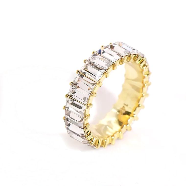 Crystal Shimmer Ring (4 Sizes)