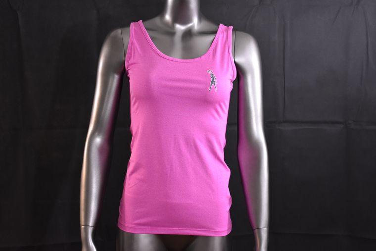 Ladies workout tank top
