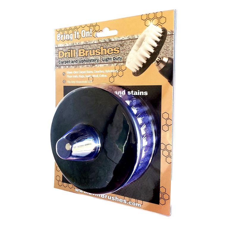 Carpet & Upholstery Drill Brush