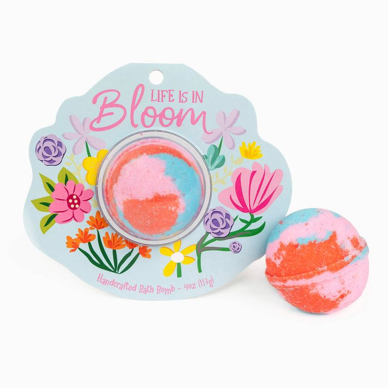 Life is in Bloom Spring Clamshell Bath Bomb