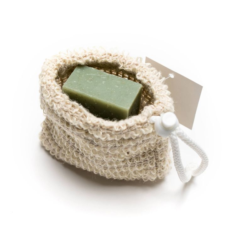 Natural Fiber Sisal Soap Sack