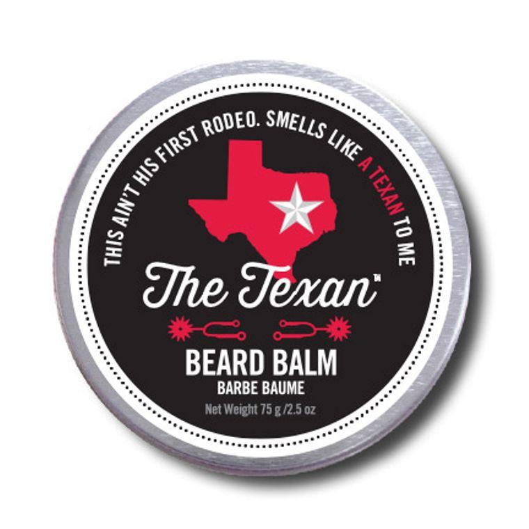 Texan Beard Balm .5 oz mini