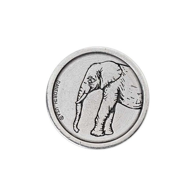 Heads/Tails Elephant Pocket Coin