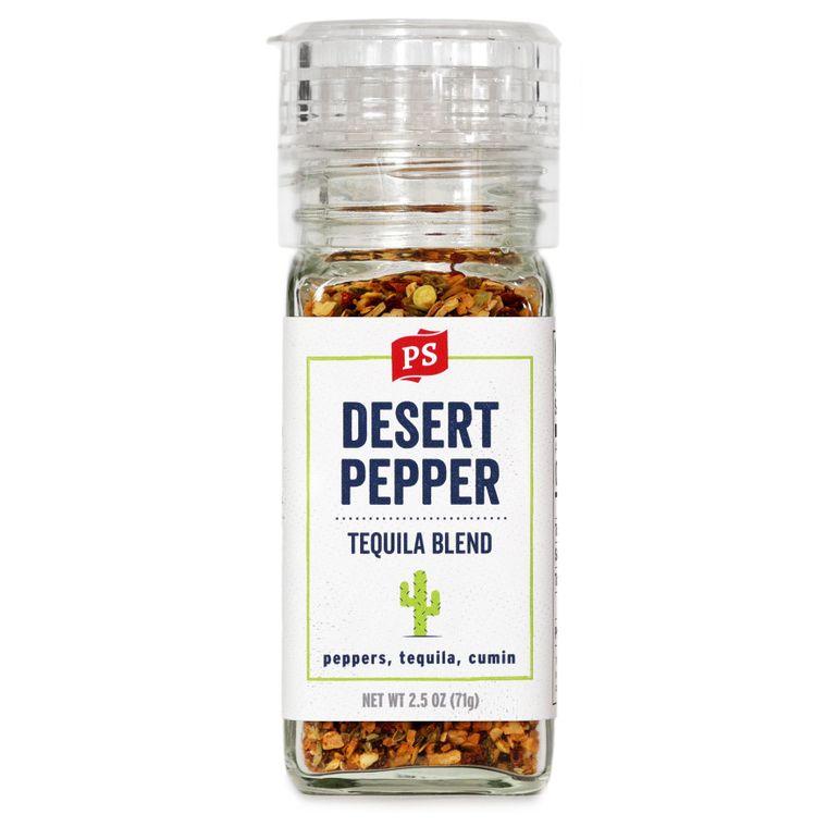 Desert Pepper - Tequila Blend
