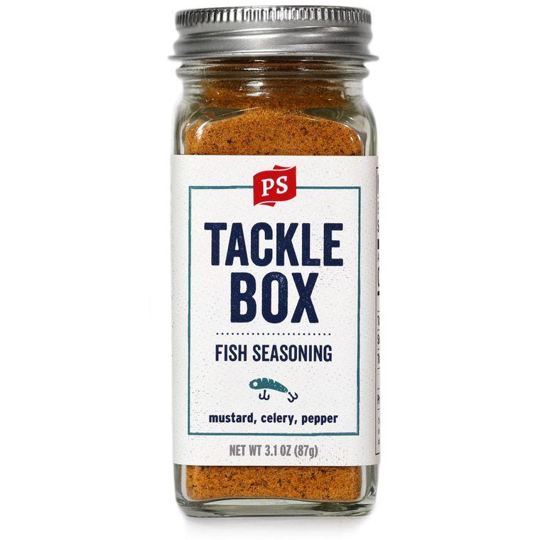 Tackle Box - Fish Seasoning