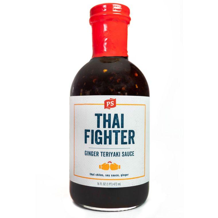 Thai Fighter - Ginger Teriyaki Sauce