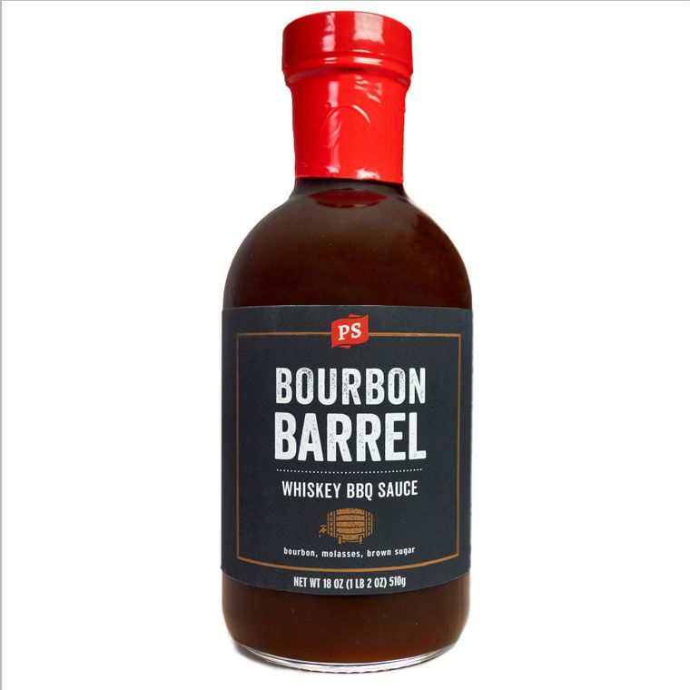 Bourbon Barrel - Whiskey BBQ Sauce