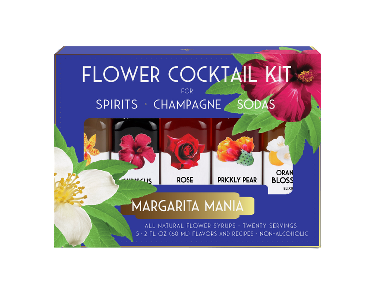 Margarita Mania Cocktail Kit