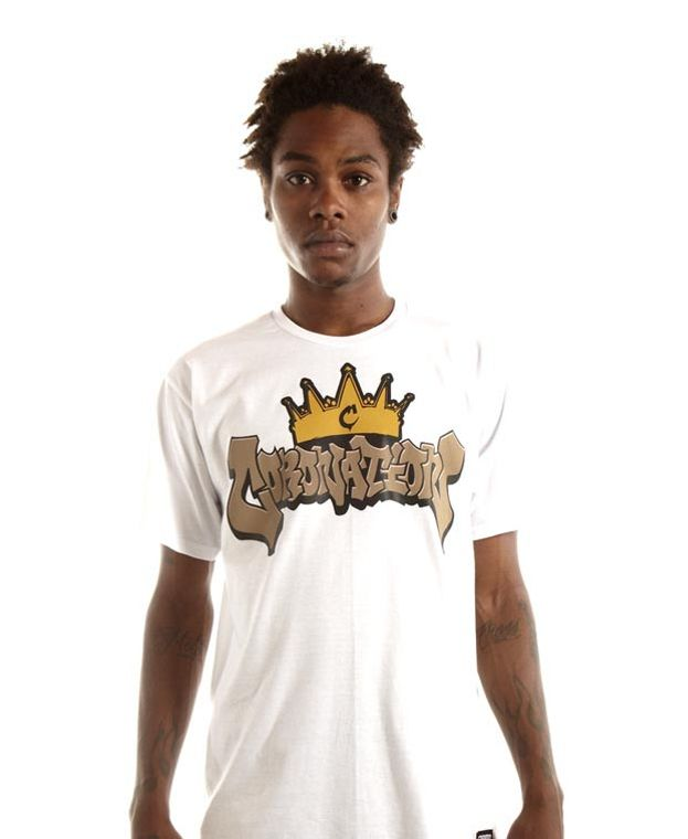 Middle Crown Logo Tee