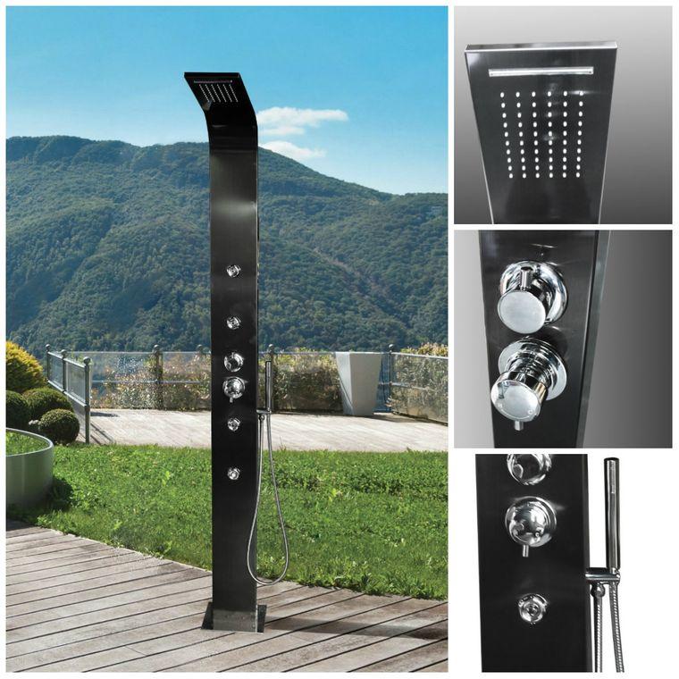 316 Stainless Steel Outdoor/Indoor Showers