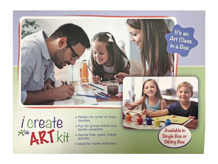 I Create Art Kit