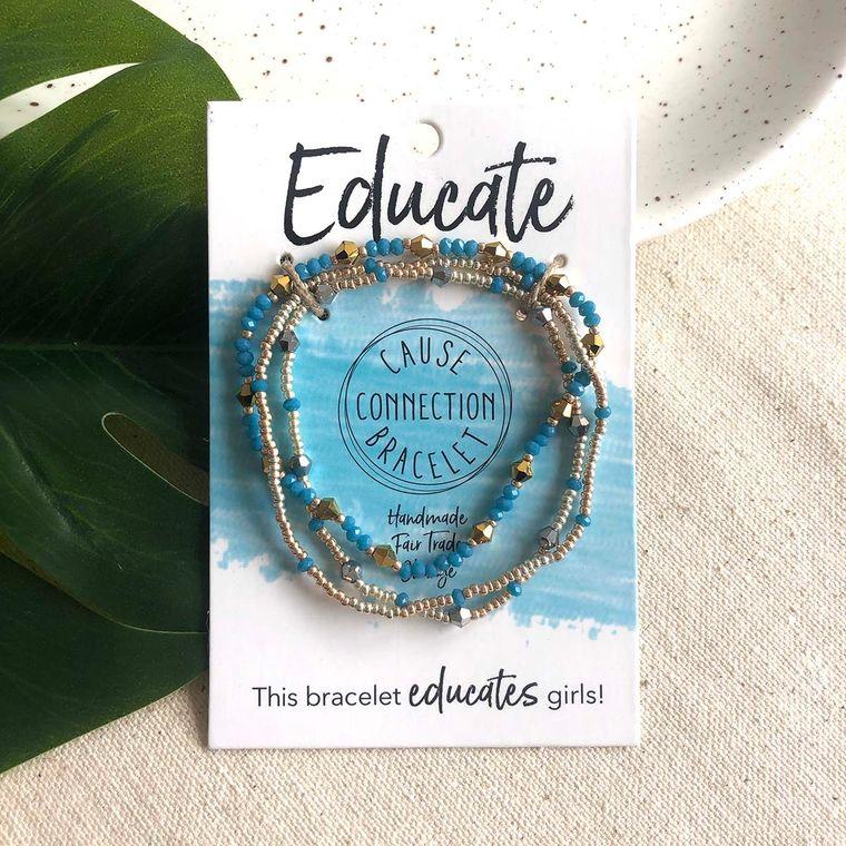 Cause Bracelet - Educate