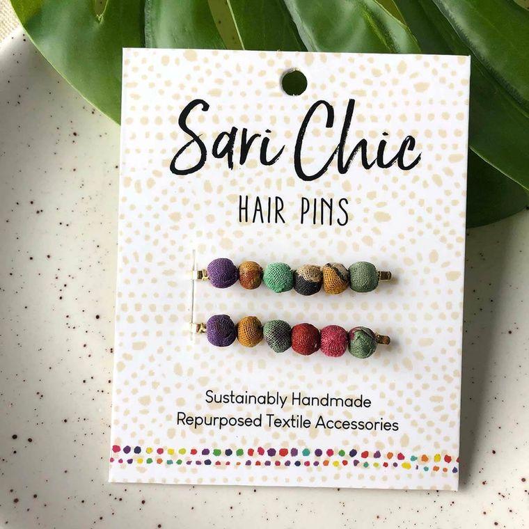 Sari Chic Hair Pins
