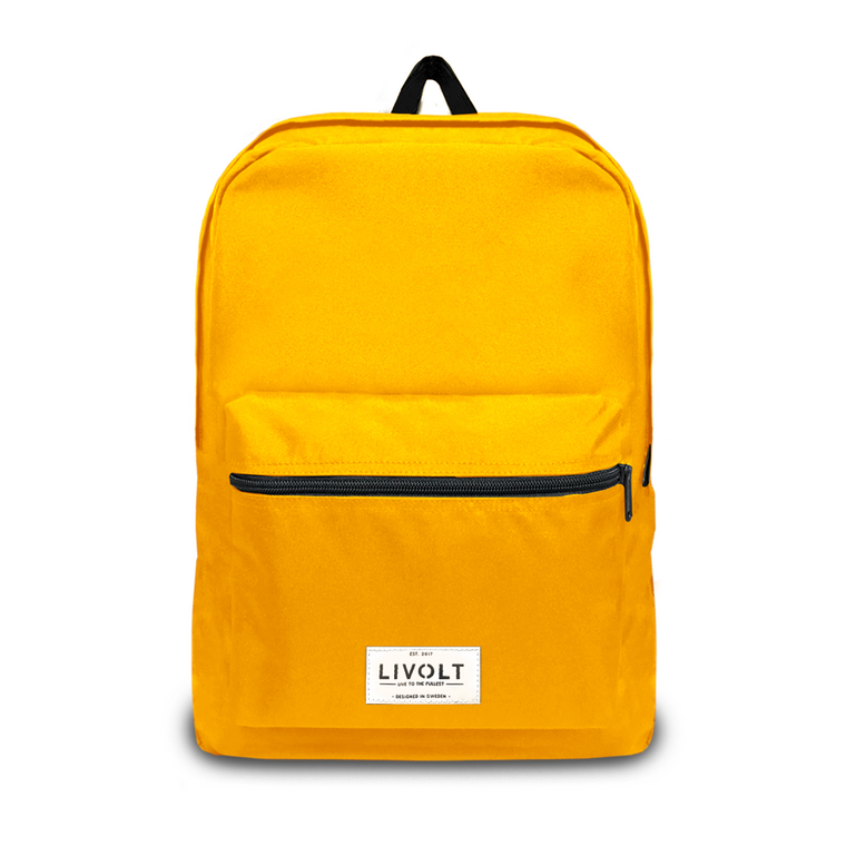 Spectra Yellow Backpack