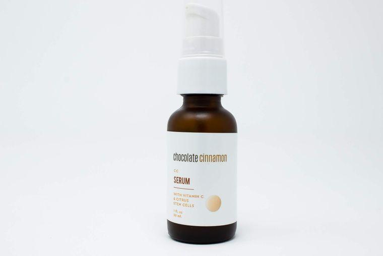 CC Serum with Vitamin C & Caribbean Orange Oil.