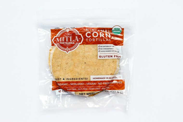 Nixtamal Corn Tortillas