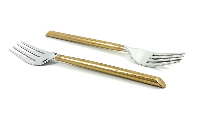 Flatware, table spoons and forks