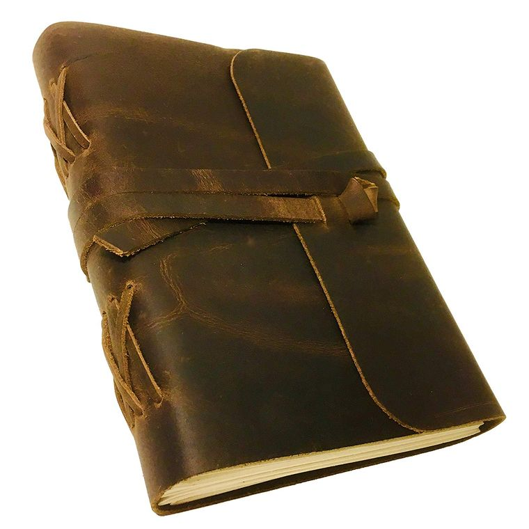 Handmade Leather Journal