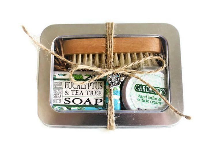 Gardener's Gift Tin / Gift Tin Sets