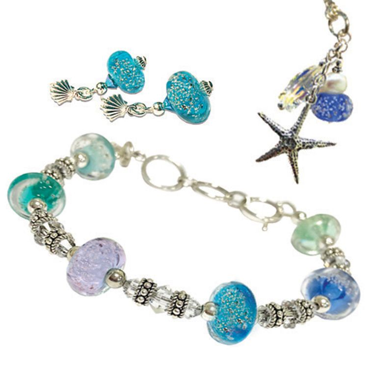 Beach memories Jewelry Collection