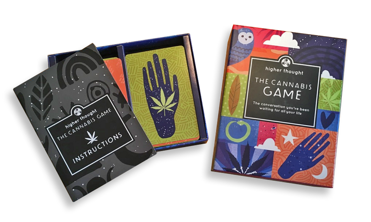 Higher Thought: The Cannabis Game