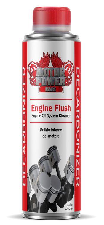 Engine Flush oil system cleaner