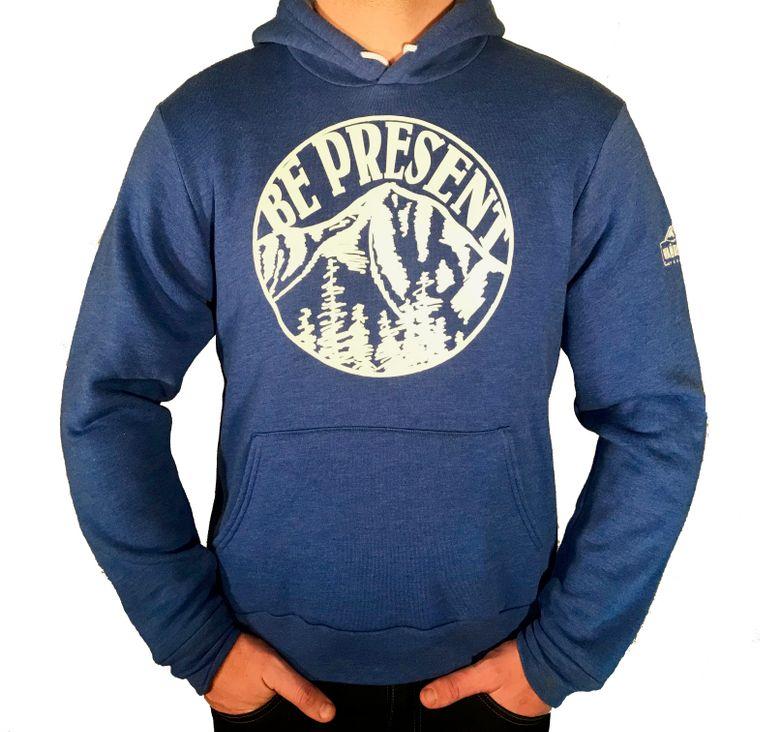 Be Present Mountain Super Soft Sweatshirt