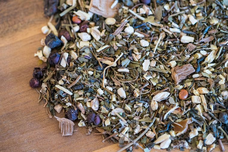 Energy Herbal Tea - 2 oz w/Reusable Tea Bag