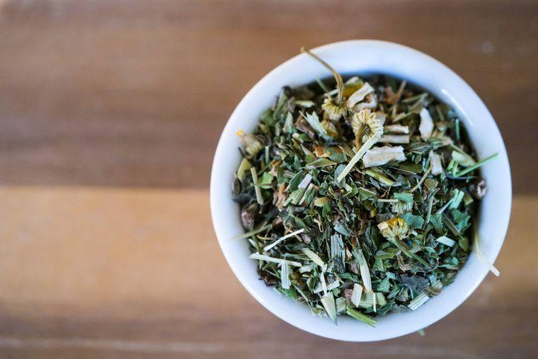 Nerves Herbal Tea - 2 oz w/Reusable Tea Bag