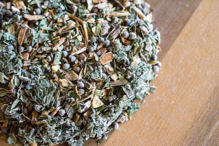 Moon Cycle Herbal Tea - 4 oz
