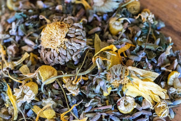 Skin Herbal Tea - 4 oz
