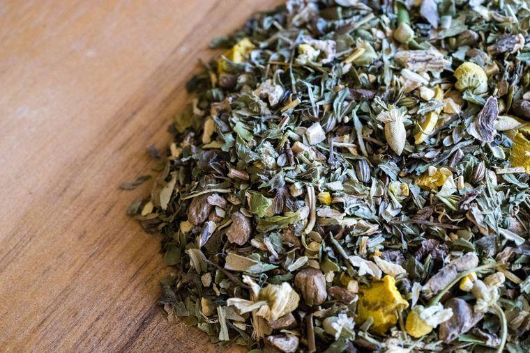 Digest Herbal Tea - 1 lb