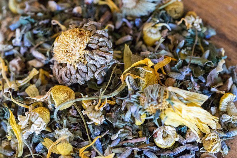 Skin Herbal Tea - 1 lb