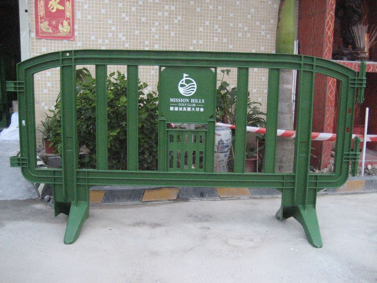 MOVIT PLASTIC BARRICADES