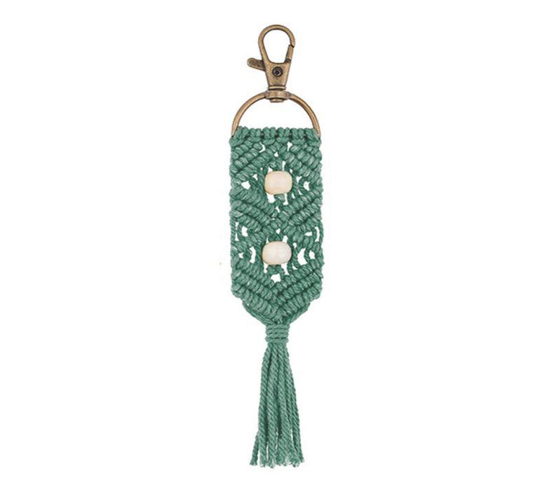 Handbag/Keychain Tassel - Aloha (Sage)