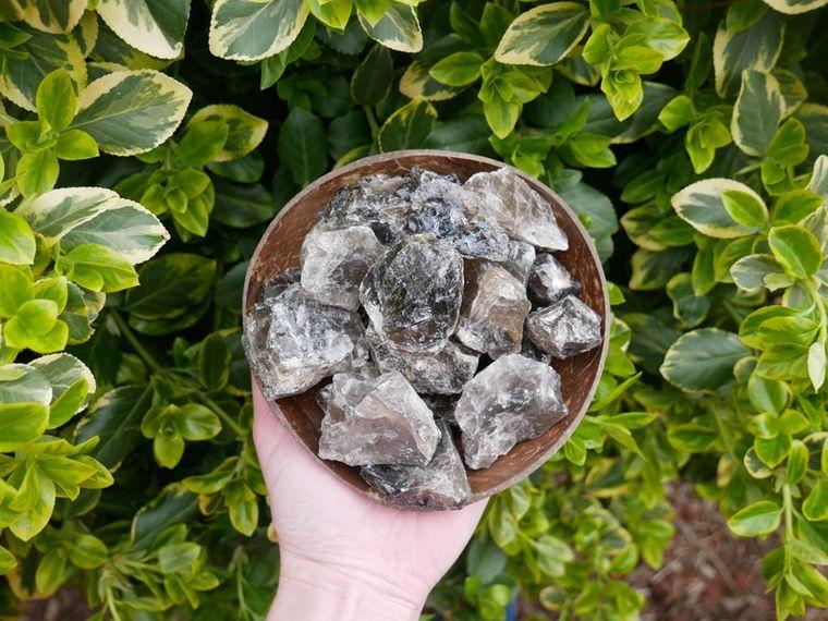 Smokey Quartz Raw Stones