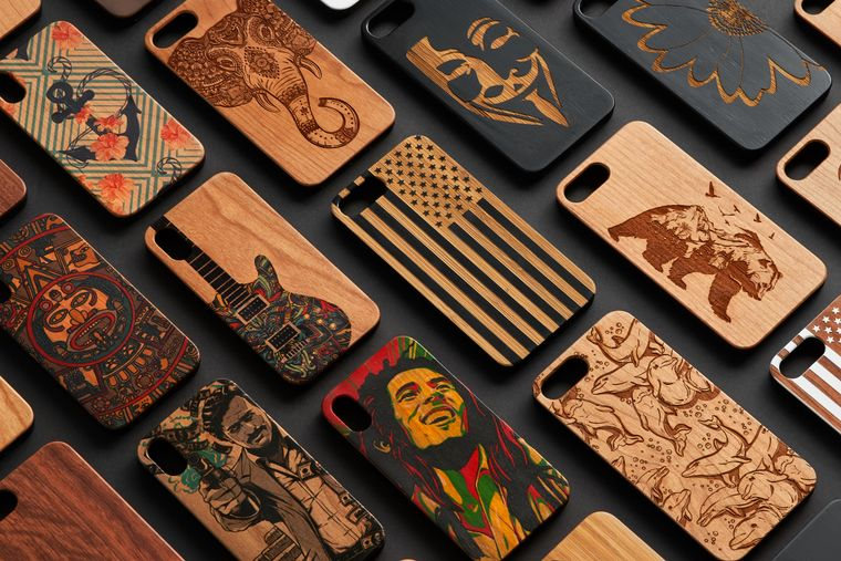 Wooden Cellphone Case