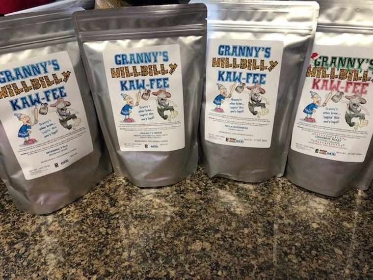 Granny's HillBilly Kaw-Fee