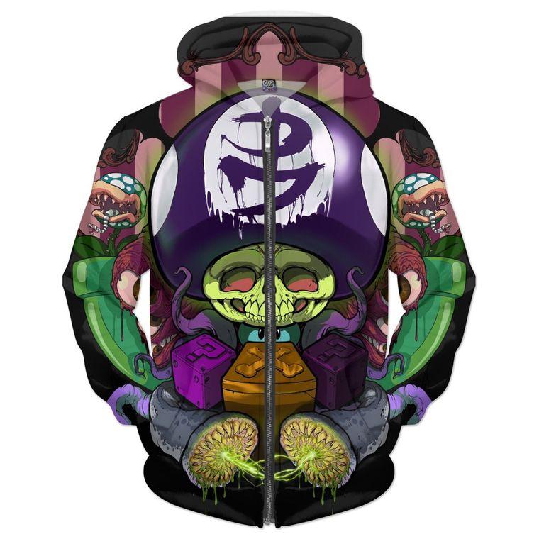 Deathshroom Hoodie