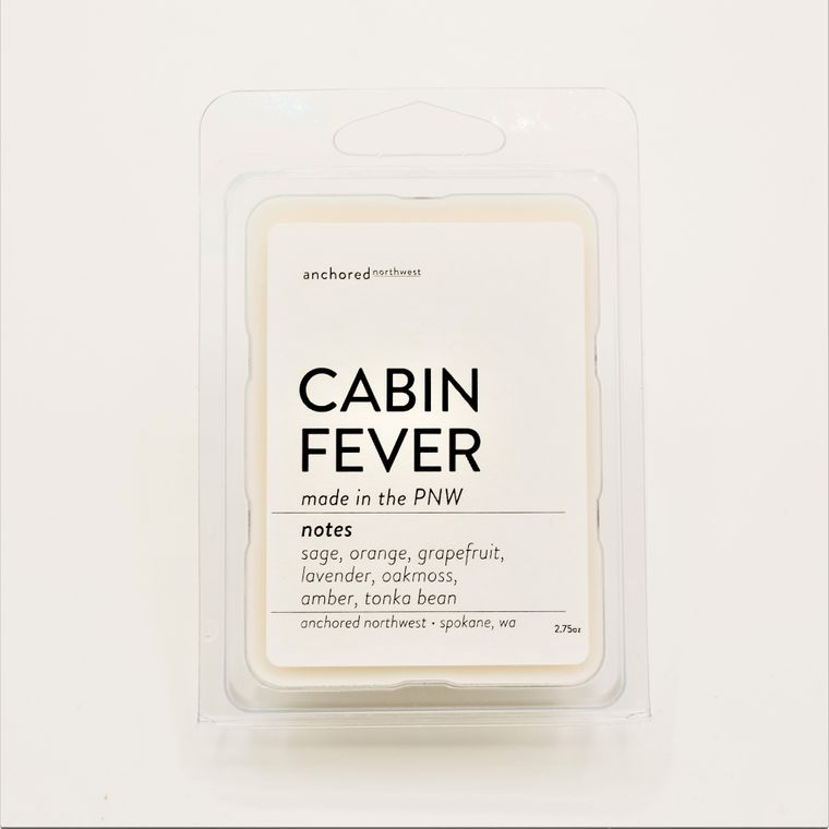 Cabin Fever - Soy Wax Melt