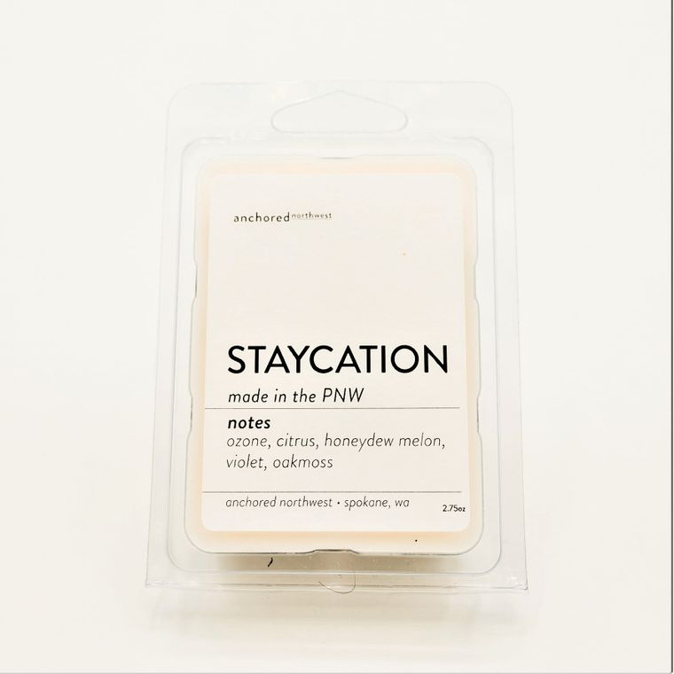 Staycation - Soy Wax Melt