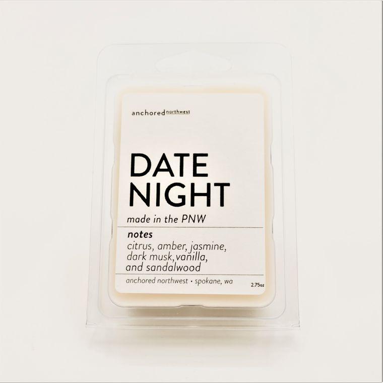 Date Night - Soy Wax Melt