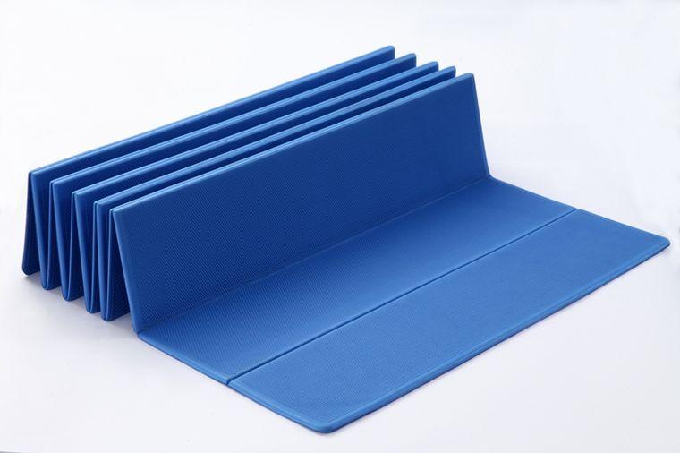 Foldable TPE Yoga Mat 6mm