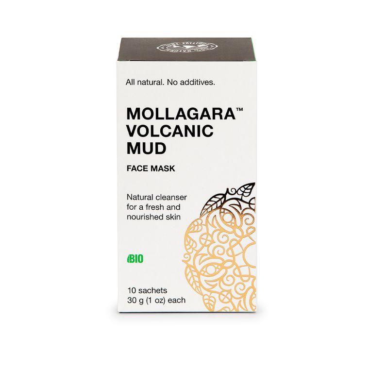 Mollagara Volcanic Mud Face Mask